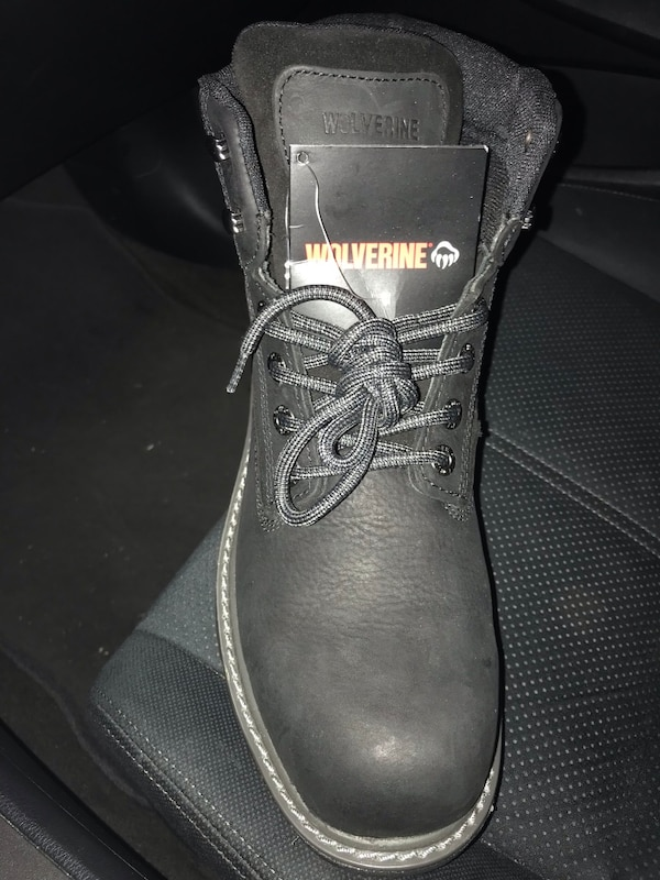 83b0d779c62c Used Pair of black timberland work boots Brand new for sale in Castro Valley  - letgo