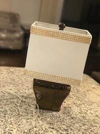 Tableside/Night Stand Lamp - Gold Fort Worth, 76244