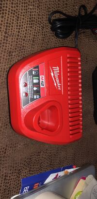 Milwaukee m12 battery charger  Falls Church, 22044