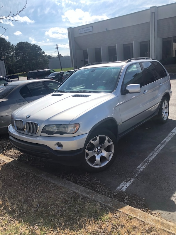 Used 2002 Bmw X5 44i Sport Utility 4d For Sale In Norcross Letgo