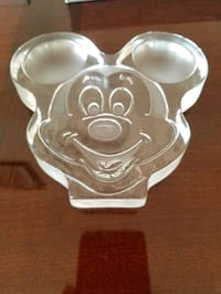 VINTAGE DISNEY MICKEY MOUSE PAPERWEIGHT. MINT CONDITION! Bethlehem, 18018