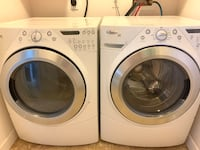 Washer & Dryer - washer in excellent condition; dryer needs repairs.