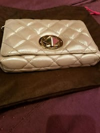 Kate Spade Gold Quilted Cross Body  Markham, L3R 8T3
