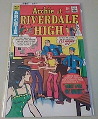 1975 Archie at Riverdale high #28 Jacksonville, 32207