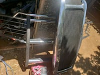 [PHONE NUMBER HIDDEN] . Chrome grill bumper gaurd  Los Lunas, 87031