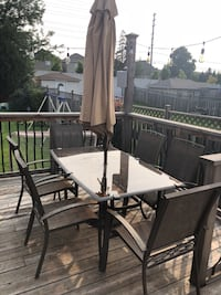 Outdoor furniture Mississauga, L4W