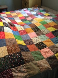 Quilt bedspread full or twin Schenectady, 12302