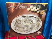 CRYSTAL LAZY SUSAN TRAY 7 SECTION Winter Springs, 32708