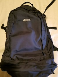 MEC hiking backpack