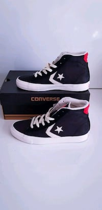 Converse All Star gr.35.5 Sneaker High (NP 99€ NEU 6548 km