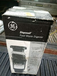 Disposal (food waste disposer) Jackson, 39206