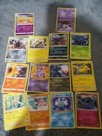 assorted Pokemon trading card collection Omaha, 68134