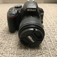 Nikon D3400 (As is; see listing) South San Francisco, 94080