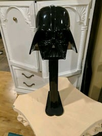 Giant Darth Vader PEZ dispenser, $8 OBO Edmonton, T5N 0T1