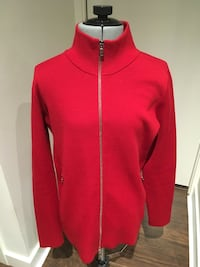 Prada knit sweater / jacket - 42 (small - med) Vancouver, V5R 0B2