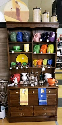 Fiesta were and Glass Ware and more Canton