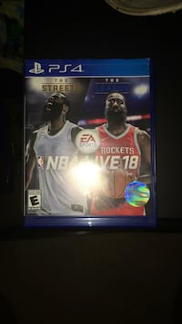 nba live 18  Only played it twice Annandale, 22003