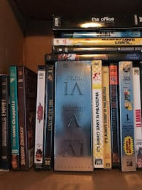 Dvd movies Oklahoma City, 73116