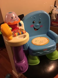 Toddler Music Chair