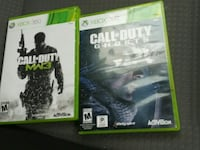$15 each or $25 Call of Duty MW3 and Ghosts  Daleville, 36322