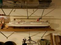 Carnival Cruise Ship Replica Hagerstown, 21742