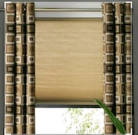Curtains 4 panels-New Montgomery County