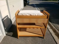 Baby change table with drawer Markham, L6B 1C9