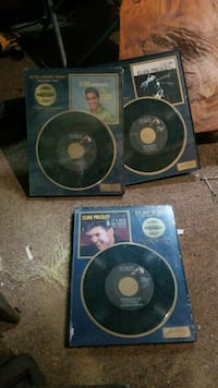 Gold standard elvis records  Water Valley, 38965