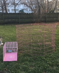 Dog Crate/Dog Pen BUNDLE