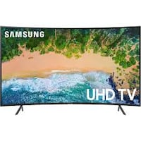 "Brand New Unopened Samsung 65"" Curved 4K UHD LED Smart TV UN65NU7300  Germantown"