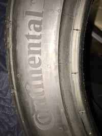 """New Mustang GT 19"""" wheel and new tire"""