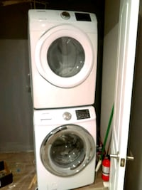 Samsung washer a d gas dryer Brand new never used  West Jordan, 84088