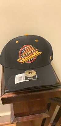 New Canucks Hat L/XL Size New Westminster, V3M