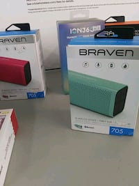 HD Wireless Speaker for $30 at Cricket