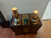 Candle table