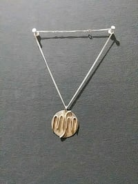 Necklace and pendant $22.50 Fairfax, 22032