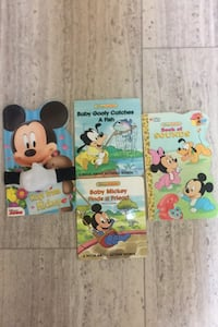 Books ( Mickey and friends)vintage  Sea Cliff, 11579