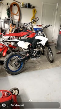 dirt bike 250cc Langley