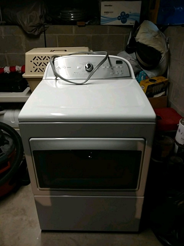 Used Whirlpool Front Load Electric Clothes Dryer For In West Babylon Letgo