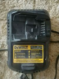 black and yellow DeWalt battery charger Calgary, T2B 2A5