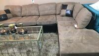 Sectional tan  Irving, 75062