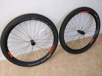 """27.5"""" Boost Rims Wheelset 15x110mm 12x148mm with Tires, Tubeless West Sacramento, 95691"""