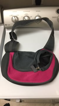 Reduced for a quick sale: Pet sling carrier