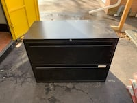 Filing cabinet - used