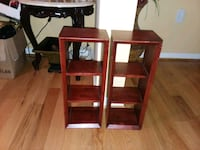 Set wall shelves higth 20 inches  wigth 8 inches  32 mi