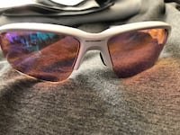 white framed Ray-Ban wayfarer sunglasses Palo Alto, 94304