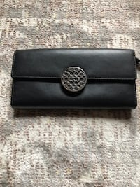 Brand New Ladies Black Leather Coach Wallet