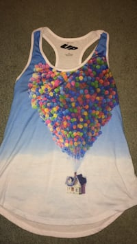 UP balloon tank top  Calgary