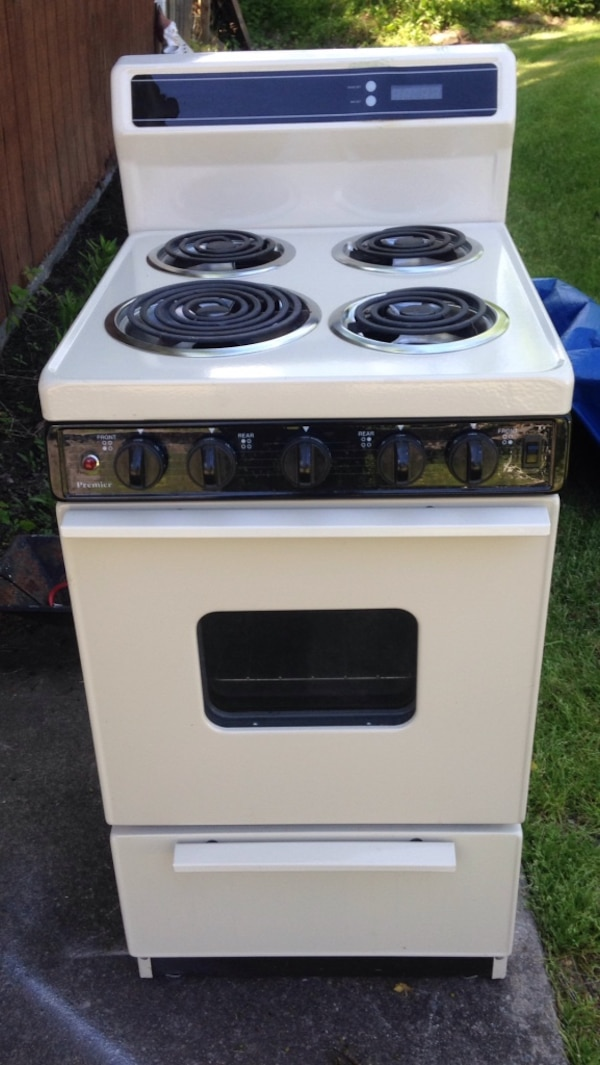 Premier Electric stove  20 inch width -- yes it still available