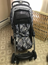 Eddie Bauer stroller. Also have matching car seat...extra
